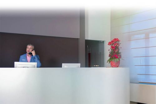 Reception Services Facilicom Solutions