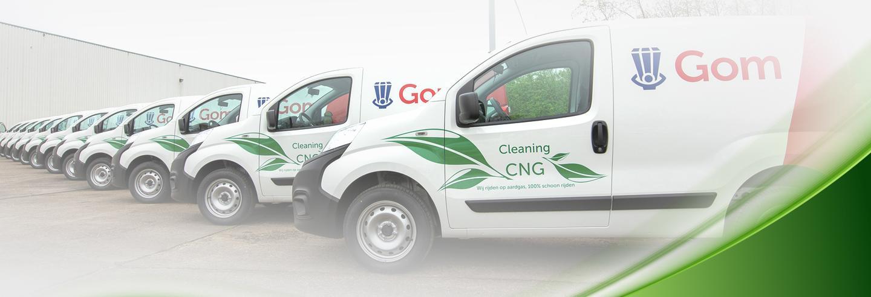 Facilicom CNG wagens