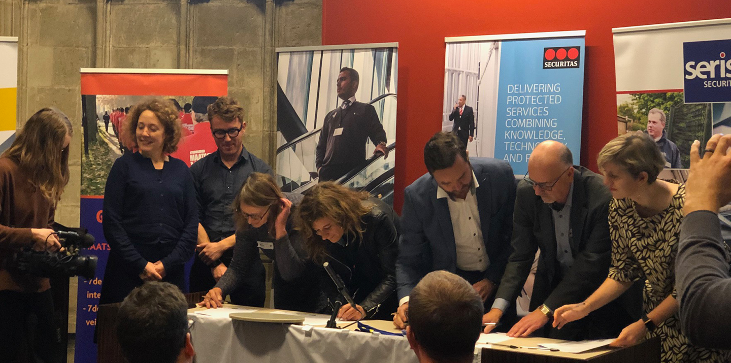 Trigion ondertekend pilootproject