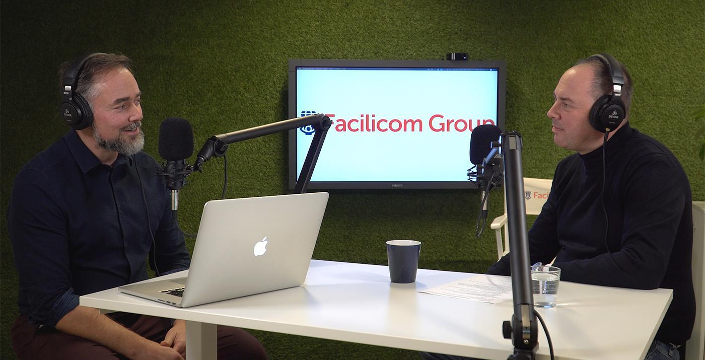 Facility in de haven podcast Facilicom